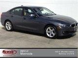 2014 Mineral Grey Metallic BMW 3 Series 328i Sedan #92088973