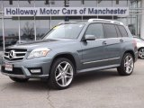 2012 Sapphire Grey Metallic Mercedes-Benz GLK 350 4Matic #92089071