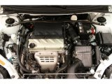 2010 Mitsubishi Galant Engines