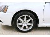 Mitsubishi Galant 2010 Wheels and Tires