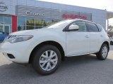 2014 Pearl White Nissan Murano SL #92089030