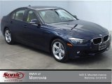2014 Imperial Blue Metallic BMW 3 Series 328i Sedan #92138468