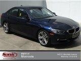 2014 Imperial Blue Metallic BMW 3 Series 328i Sedan #92138467