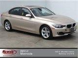 2014 Orion Silver Metallic BMW 3 Series 328i Sedan #92138466