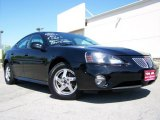 2004 Black Pontiac Grand Prix GT Sedan #9185464
