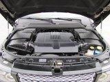 2013 Land Rover Range Rover Sport Engines