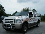 2005 Oxford White Ford Excursion Eddie Bauer 4x4 #9191420