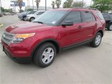 2014 Ruby Red Ford Explorer FWD #92138119