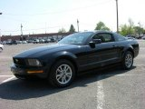 2005 Black Ford Mustang V6 Premium Coupe #9199784