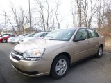 2005 Light Driftwood Metallic Chevrolet Malibu LS V6 Sedan #92138335
