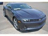2014 Blue Ray Metallic Chevrolet Camaro LT Coupe #92138659