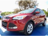 2014 Ruby Red Ford Escape SE 1.6L EcoBoost #92138206
