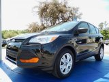 2014 Tuxedo Black Ford Escape S #92138205