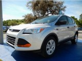 2014 Ingot Silver Ford Escape S #92138200