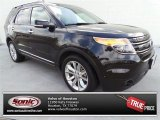 2013 Tuxedo Black Metallic Ford Explorer Limited 4WD #92138734