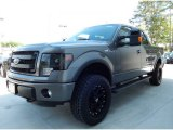 2014 Sterling Grey Ford F150 FX4 SuperCrew 4x4 #92138194