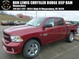 2014 Deep Cherry Red Crystal Pearl Ram 1500 Express Crew Cab 4x4 #92138414