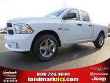2014 Bright White Ram 1500 Express Quad Cab #92138278