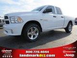 2014 Bright White Ram 1500 Express Quad Cab #92138277