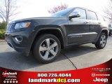 2014 Brilliant Black Crystal Pearl Jeep Grand Cherokee Limited #92138274