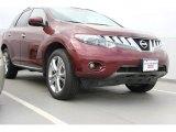 2010 Merlot Red Metallic Nissan Murano LE #92138718