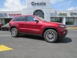 2014 Deep Cherry Red Crystal Pearl Jeep Grand Cherokee Limited #92138384