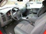 2010 Nissan Titan Interiors