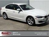 2014 Alpine White BMW 3 Series 320i Sedan #92138475