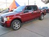 2014 Sunset Ford F150 STX SuperCrew #92194315