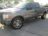2014 Sterling Grey Ford F150 STX SuperCab #92194312