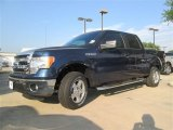 2014 Blue Jeans Ford F150 XLT SuperCrew #92194309