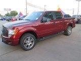 2014 Sunset Ford F150 STX SuperCrew #92194307