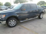 2014 Blue Jeans Ford F150 XLT SuperCrew #92194305