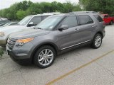 2014 Sterling Gray Ford Explorer Limited #92194304