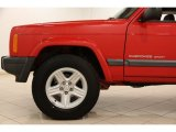 Jeep Cherokee 1999 Wheels and Tires