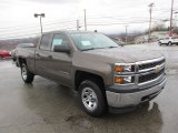 2014 Chevrolet Silverado 1500 WT Double Cab 4x4 Data, Info and Specs