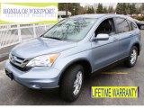 2011 Glacier Blue Metallic Honda CR-V EX-L 4WD #92194390