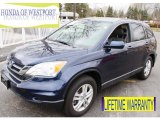2011 Royal Blue Pearl Honda CR-V EX-L 4WD #92194388