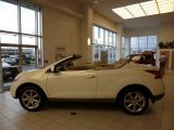 2014 Pearl White Nissan Murano CrossCabriolet AWD #92194744