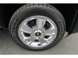 2013 Chevrolet Silverado 1500 LTZ Crew Cab Wheel