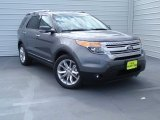 2014 Sterling Gray Ford Explorer XLT #92194558