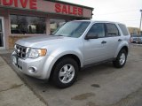 2012 Ingot Silver Metallic Ford Escape XLS #92194803