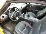 2009 Mazda MX-5 Miata Grand Touring Roadster Black Interior