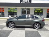 2014 Cypress Green Pearl Toyota Venza XLE #92194625