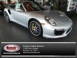 2014 Porsche 911 Carrera Turbo S Convertible