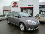 2011 Predawn Gray Mica Toyota Sienna Limited AWD #92238234