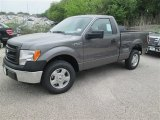 2014 Sterling Grey Ford F150 XL Regular Cab #92237959