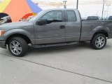 2014 Sterling Grey Ford F150 STX SuperCab #92237958