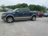 2014 Blue Jeans Ford F150 King Ranch SuperCrew 4x4 #92237954