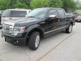 2014 Tuxedo Black Ford F150 Platinum SuperCrew #92237953
